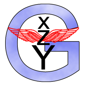 Ghufron xyz logo
