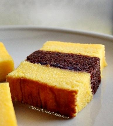 Recipe For Sponge Cake Using Egg Yolks