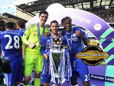 Chelsea Menangkan Premier League Musim 2016/17