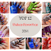 Top 12 - Unhas Favoritas 2014