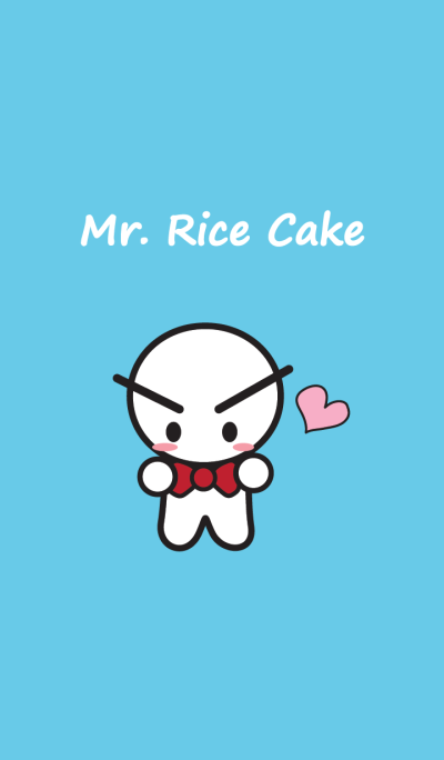 Mr. Rice Cake