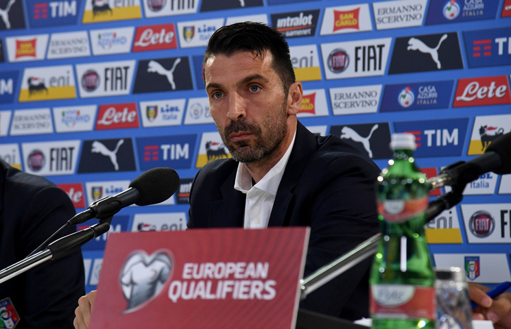 """Buffon: """"Ovo bi mogla biti moja posljednja godina"""""""