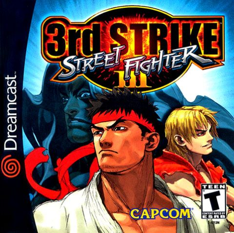 DC - STREET FIGHTER 3RD STRIKE - NTSC-U - CDI - MEDIAFIRE - Mundo