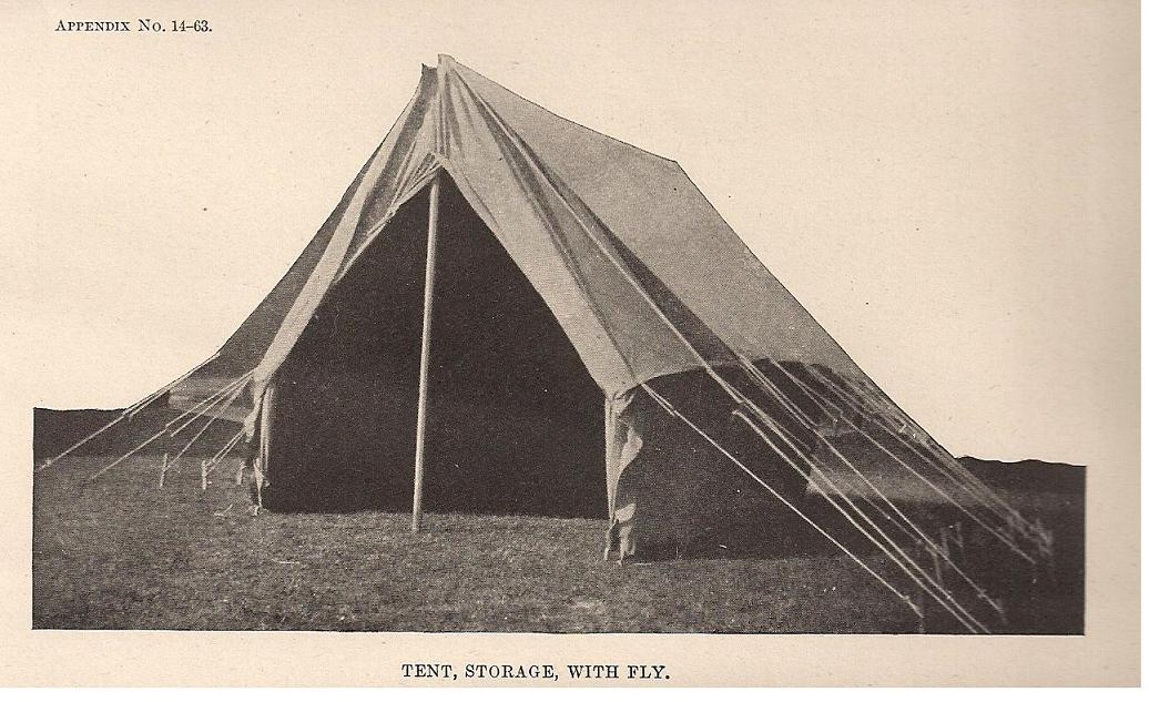 World War One Tents from Armbruster   Armbruster Tent Maker