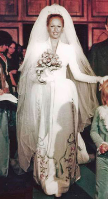 vestido de noiva de Dener Pamplona