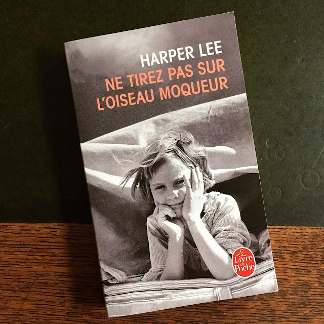 Ne tirez pas sur l'oiseau moqueur, Harper Lee