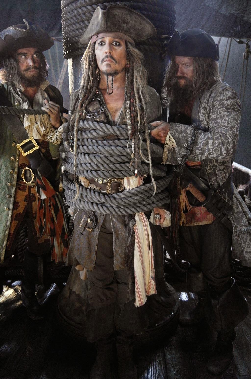 captain jack sparrow pirates of the caribbean 5 dead men tell no