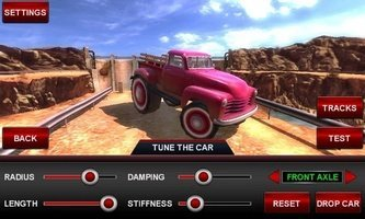 Game Offroad Legends - Hill Climb