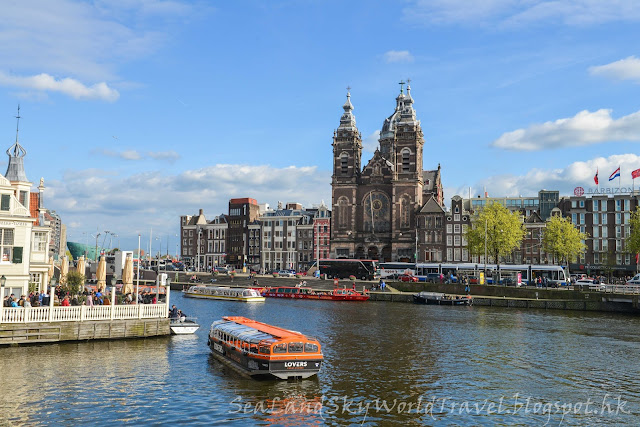 Amsterdam Lovers Canal Cruise, 阿姆斯特丹, 運河船