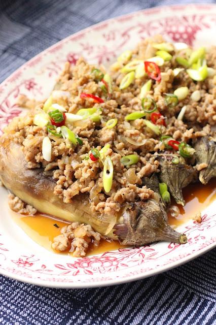 aubergines a la vietnamienne