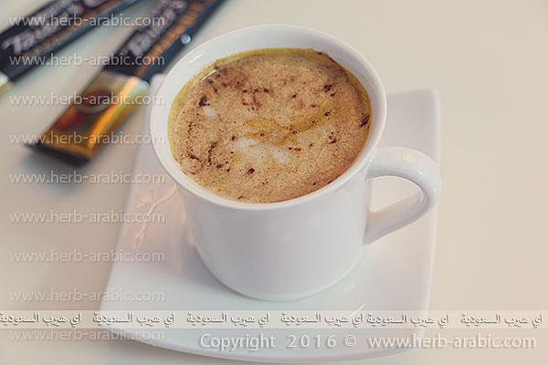 قهوة بالبندق من نسكافيه