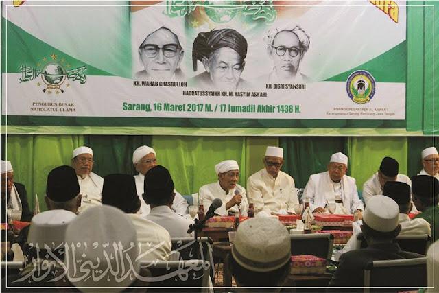 KH Maimoen Zubair: Makmurnya Negara Bukan Tergantung Agama Pemimpin