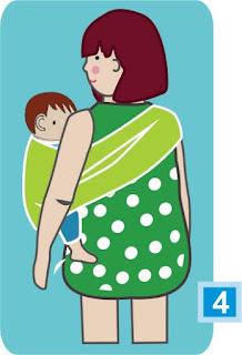"""Alt=""""Cuidar la cadera en formación de bebés pequeños"""""""