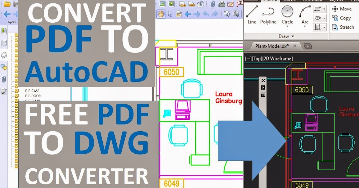 <b>Convert</b> <b>PDF</b> <b>to DWG</b> | <b>Free</b> Download | <b>Scan2CAD</b>