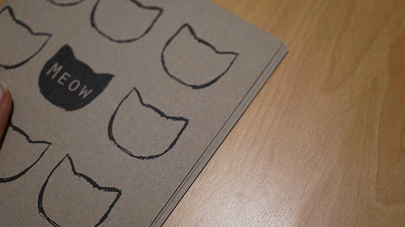 KuneCoco • DIY • Notizbücher selbermachen • zuschneiden