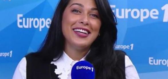 Ayem Nour sur Europe 1