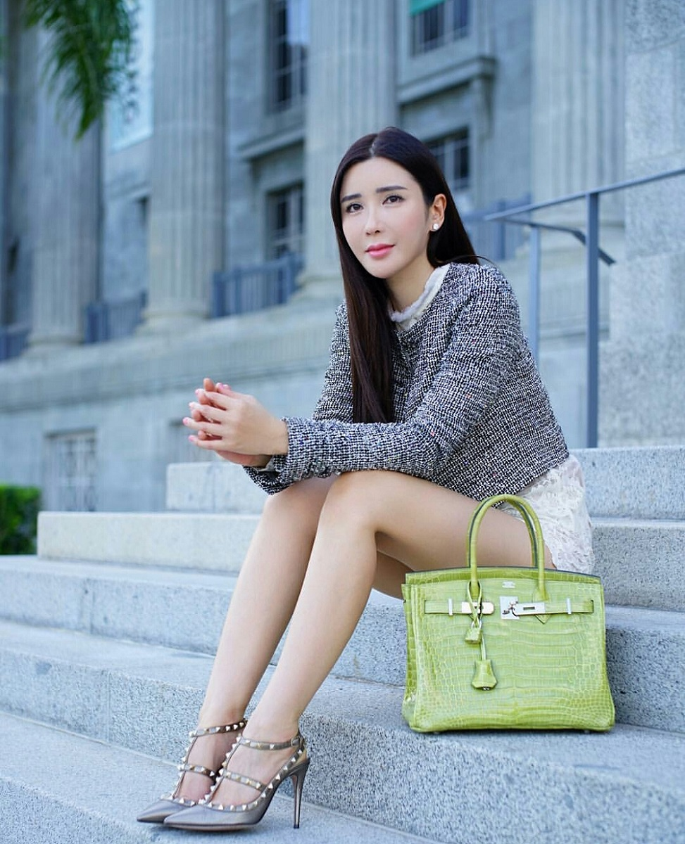 Jamie Chua, Queen of Hermes Bags