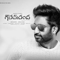 Gautham Nanda (2017) Telugu Movie Audio CD Front Covers, Posters, Pictures, Pics, Images, Photos, Wallpapers