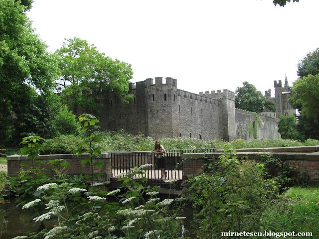 Кардиффский замок и парк Бьют