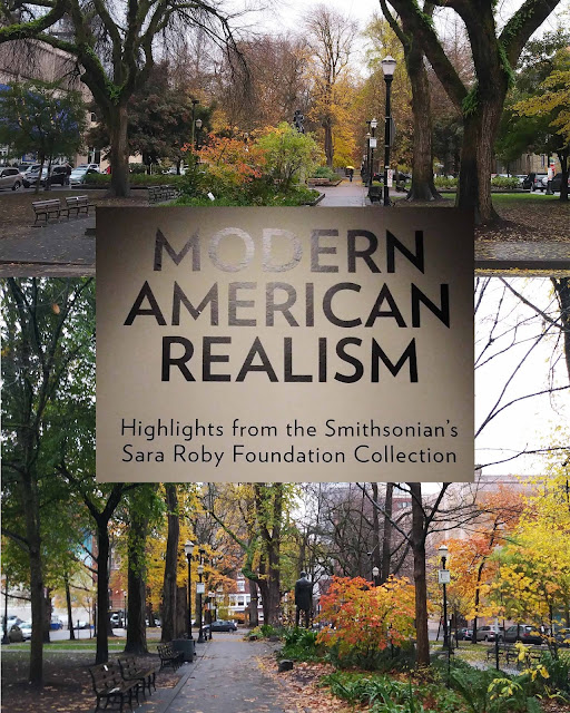 Modern American Realism Exhibition in Portland Art Museum