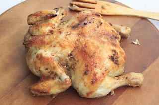 Chicken Roasted Whole