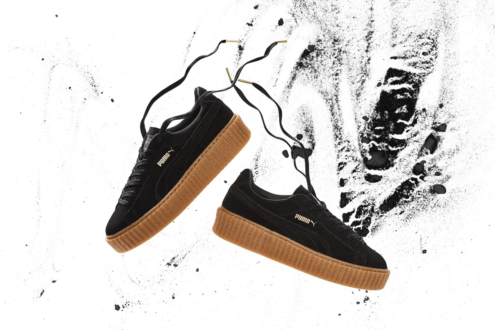 brand new 36634 bfb37 RIHANNA FENTY CREEPERS BY PUMA RESTOCKED IN MALAYSIA ...