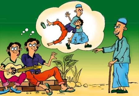 "Salah Niat ""Amar Ma'ruf Nahi Munkar"" adalah Kemunkaran"