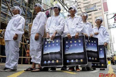 Chinese tech labour