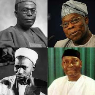 Nigeria's leader