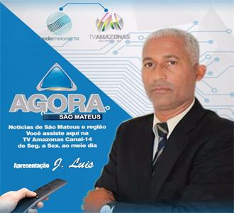 AGORA SÃO MATEUS - APRESENTAÇÃO J. LUÍS