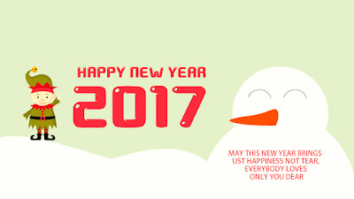 Happy New Year 2017 love quotes: