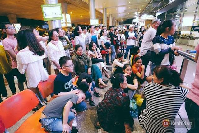 """Sân bay Tân Sơn Nhất bị khách hàng xếp """"bét bảng"""" về chất lượng dịch vụ hàng không"""