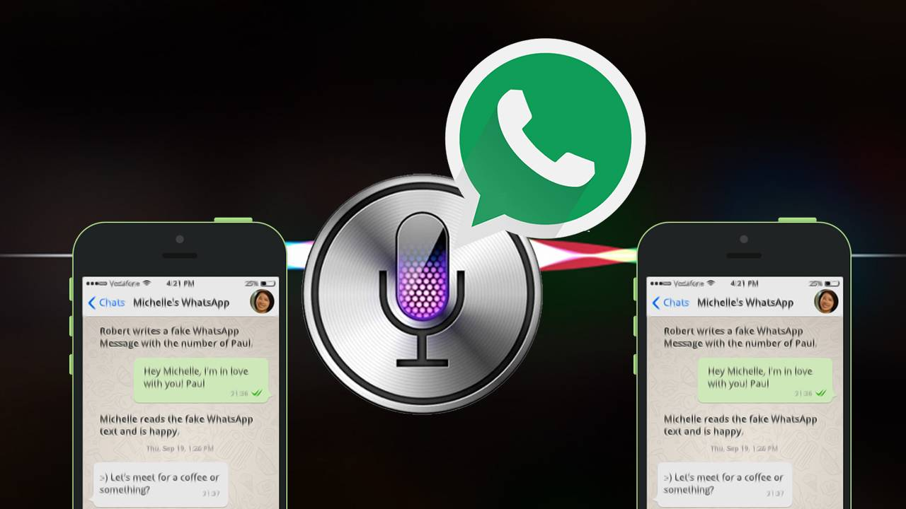 How to use Siri to read message on Whatsapp