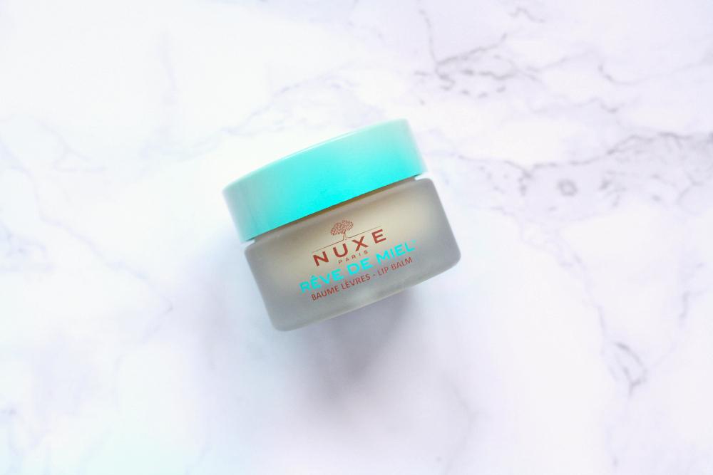 NUXE Lip balm Review