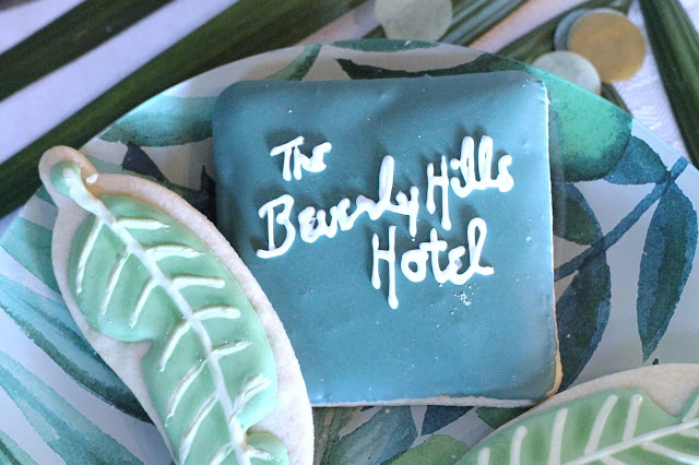The Beverly Hills Hotel: Favorite Things Party AK Party Studio Tacoma WA