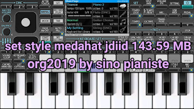 set style medahat jdiid 143.59 MB org2019 by sino pianiste تحميل سيت مدحات
