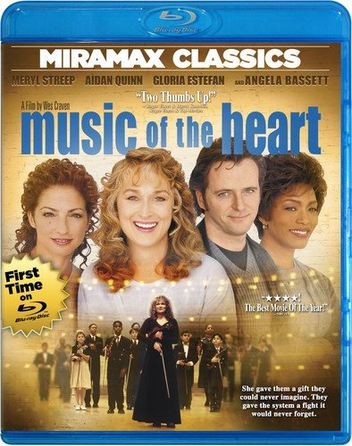 Poster Of Music of the Heart 1999 Dual Audio 720p BRRip [Hindi - English] Free Download Watch Online