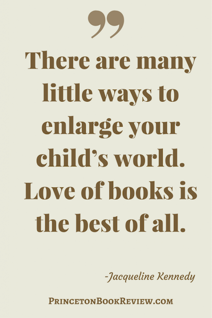 Quote on Books- Jacqueline Kennedy