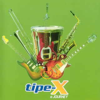 Tipe-X - A Journey - Album (2007) [iTunes Plus AAC M4A]