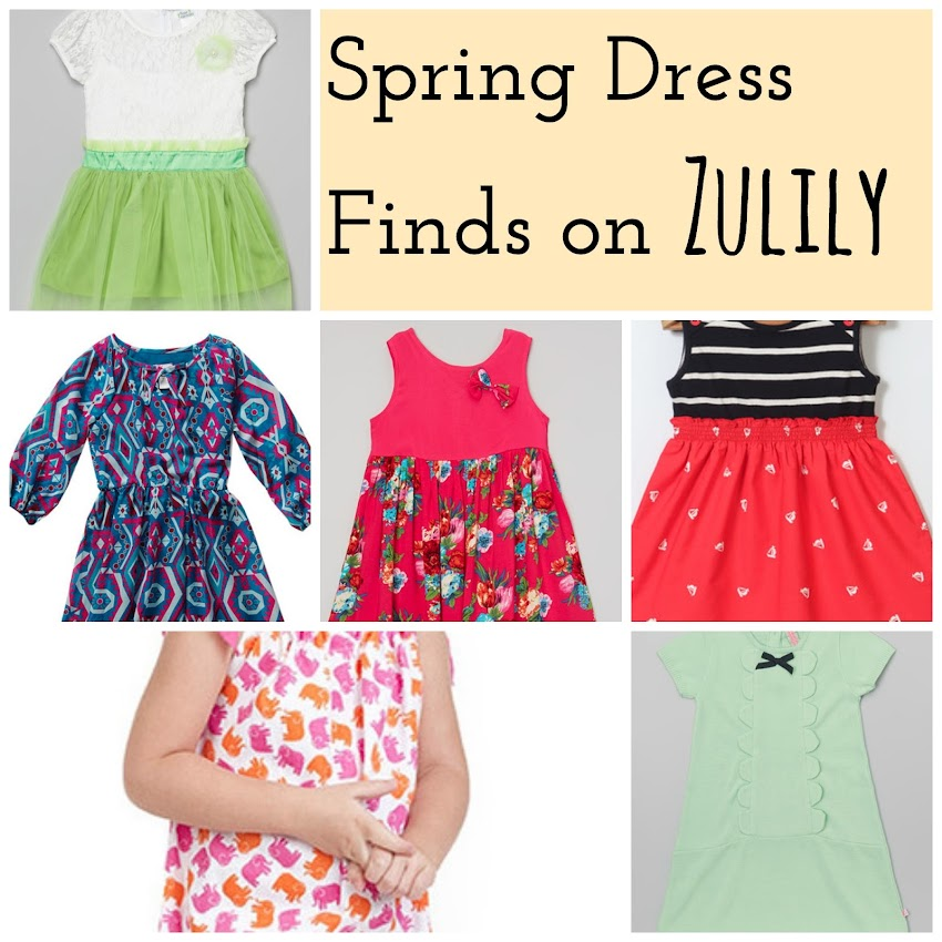 Spring Dress on Zulily: 2016 edition