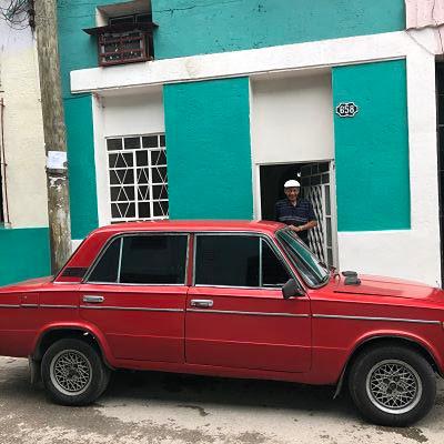 La Habana. Pueblo Nuevo