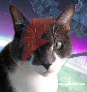 Keisha Stardust Invites You to #scifipawty