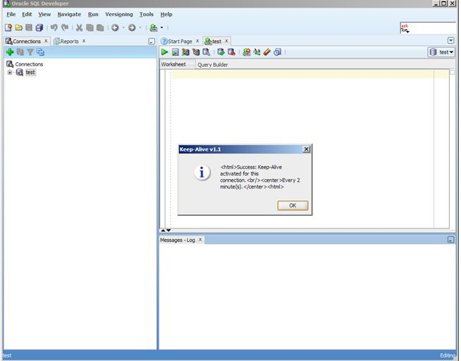 INSTALLATION DOCUMENTS BY RAVI: Steps for preventing Oracle
