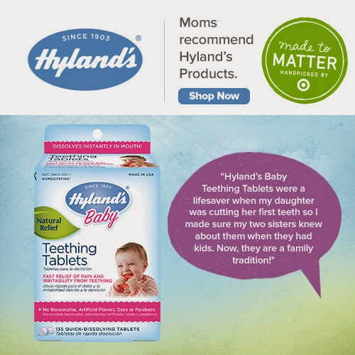 Have You Tried Hyland's Homeopathic Remedies? Handpicked by Target's Made to Matter Collection