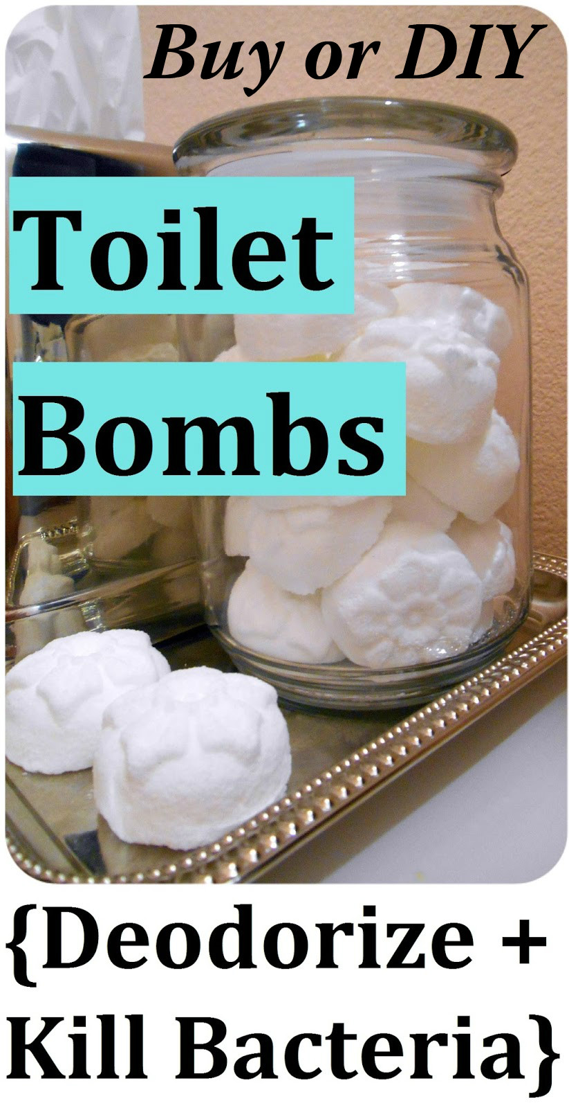 Maria sself chekmarev diy toilet bombs deodorize kill bacteria just drop them in the bowl - Diy toilet cleaning bombs ...