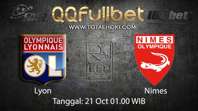 Prediksi Bola Jitu Lyon vs Nimes 21 Oktober 2018 ( French Ligue 1 )