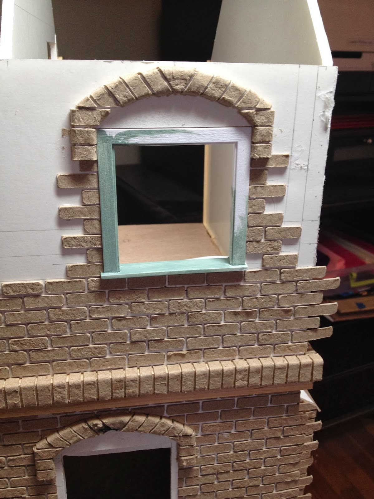 Glorious Twelfth Bricking An Entire Facade Tips And Tricks