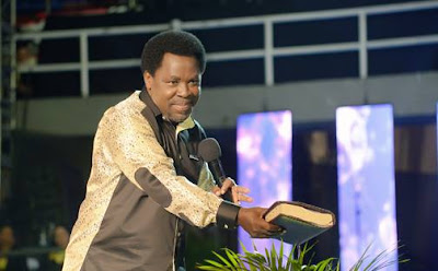 Here are fifteen powerful wise word of Prophet T.B Joshua the  General Overseer of The Synagogue, Church Of All Nations (SCOAN) and the owner of Emmanuel TV Lagos, Nigeria.    1.  If you must have faith, you must learn to hear God's Word. Through hearing, belief comes; through believing, trust comes and through trusting, confidence is established.     2.  When God called His children out of Egypt, He made a promise of healing and deliverance with them. Today is your day of healing. Right now, begin to receive your healing -spirit, soul and body. Be healed in Jesus' name!     3.   When the Word of God is planted in our hearts, that is only when it can become health to our flesh, light to our path, bread to the hungry, map to the lost, keys to closed doors.        4.  You need to believe that what you are asking of God is already received now because very much is promised to our believing.        5.  When Jesus comes into our lives, He puts an end to our past life of suffering, want, sickness and poverty.         6.  What a GOD we have to worship. What a SON we have to praise.What a FUTURE lies before us!     7. When the Word is settled in our hearts it becomes an instrument for the Holy Spirit to use to heal, bless and deliver us.     8.  Any time you allow yourself to think and talk positively - you act positively.     9.  It is essential that every Christian is free of offence. Offence opens the door to the situation you are facing.     10.  God listens to you as you pray, and replies in relation to the state of your heart. We are made in our heart to be like Jesus.      11.  If you honour iniquity in your heart, Jesus will not hear you. If you hold offence in your heart, such as bitterness, anger, hatred, don't be surprised if the Bible has no meaning to you.      12.  If you hold grudges, don't be surprised that your prayer will not be accepted.     13.  As a Christian, tribulation will test you, sickness will test you; but cannot destroy you. Whatever brought you here is what God will use to preserve you, to keep you for a new level in life.     14.  There is only one person who can take you away from the will of God, and that person is yourself.         15.  Healing, deliverance and all of God's blessings are hindered by the way and manner we go about the issue of money. No one can give money from his heart before healing and anything that is not from the heart is sin. Anybody that gives money before healing is giving it on condition. Healing and God's blessings should not be exchanged with money. When we give freely as we have been given freely by God, God will raise His people to bless us abundantly