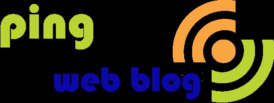 Cara ping website blog