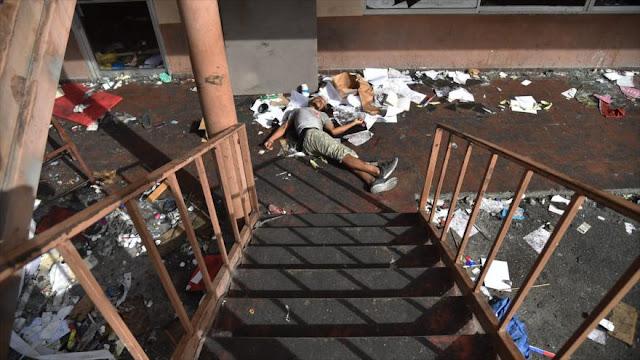 Disturbios en Haití por subida de precios dejan 3 muertos